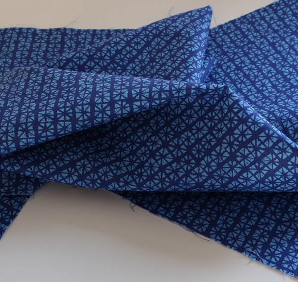 Ultramarine constellation craftngo for Constellation fleece fabric